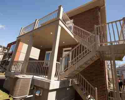 Aluminum Stairs 2020 Benefits