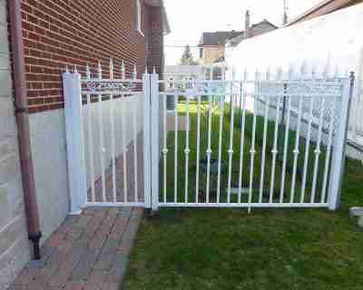 Avantages de la clôture en aluminium