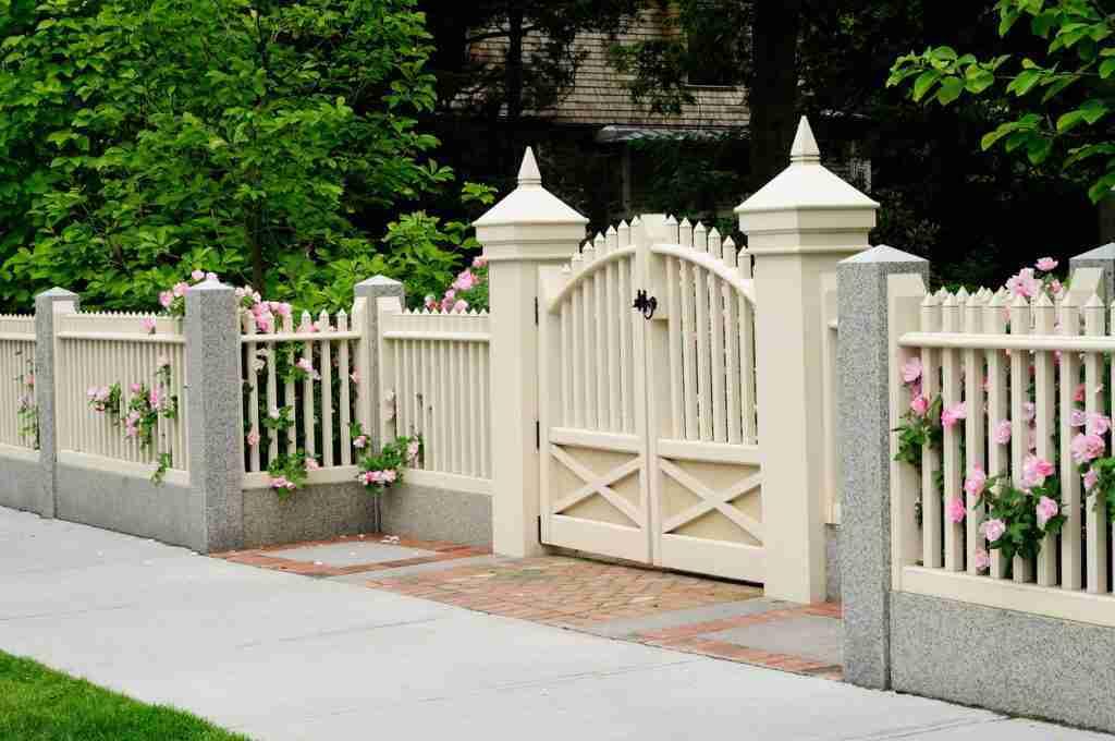aluminum gates style